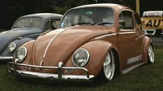 Classic Car News Pics And Videos From Around The World My Dream Car, Dream Cars, Old Bug, Cool Bugs, Volkswagen Bus, First Car, All Cars, Vw Beetles, Custom Cars