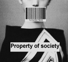 Property of Society, Barbara Kruger, a women's body as commodity of consumption Collages, Photomontage, Art Du Collage, Fantasy Kunst, Feminist Art, Feminist Quotes, Gcse Art, Grafik Design, Art Plastique