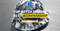One of our Amazing themes available on our online store. Join our fb page @ /hdhardhats. Hydro Graphics, Hard Hats, Fb Page, Skulls, Join, Cap, Store, Amazing, Baseball Hat