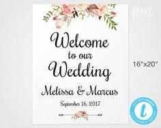Wedding Instagram Photos Sign 8x10 Hashtag Instant Download DIY Printable Reception BR105