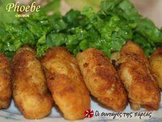 Πατάτες dauphine #sintagespareas
