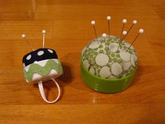 Sew Many Ways...: Tool Time Tuesday...Bottle Cap Pincushion Ring