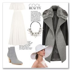 """1910s"" by akansha125 on Polyvore featuring River Island, Temperley London, Donald J Pliner, Eric Javits and John Lewis"