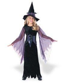 Mystic Witch Child Costume - $29