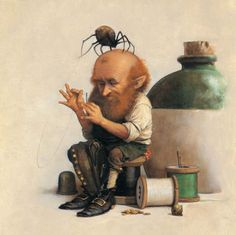 Jean-Baptiste Monge | A la recherche de Feerie T.1 illustration 14 | Jean-Baptiste Monge |
