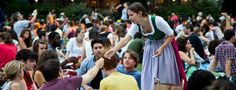 Austria Dindl Ambassador in Bryant Park New York. Next stop: Philharmonic Concert @ Central Park Bryant Park, Travel Information, Plan Your Trip, Central Park, Austria, Travel Guide, Nyc, New York, Dreams