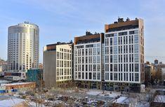 Строительство в Екатеринбурге - Page 740 - SkyscraperCity