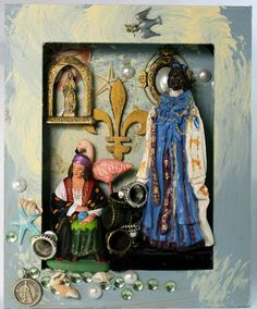 THE MYSTERIES OF MARY TAROT DECK: Marrying East and West
