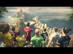Nike Football: The Last Game ft. Ronaldo, Neymar Jr., Rooney, Zlatan, Iniesta & more - YouTube