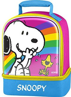 Thermos Snoopy Lunch Box Kit | back to school guide 2016