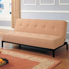 Colville Convertible Sofa - Brown Image