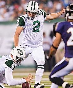 Jets' kicker having a magical season