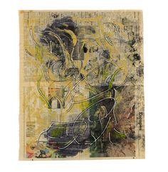 Modern Masters, Oil Paintings, Vintage World Maps, York, Design, Decor, Decoration, Oil On Canvas