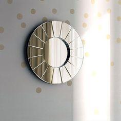 Glass Vanity, Bedroom, Furniture, Home Decor, Mirrors, Round Mirrors, Decorative Mirrors, Decorations, Log Cabin Homes