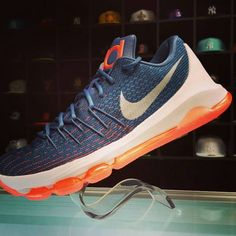 1eb454eff993 More Home Cooking for the Nike KD 8 Nike Shows