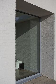 House in Clontarf_Architectural Dublin, Bathroom Lighting, Facade, Irish, Exterior, Facebook, Mirror, Architecture, Twitter