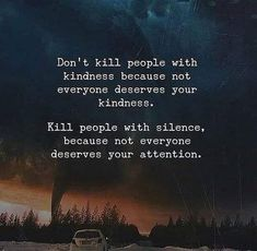 True.  It's time to ignore them.