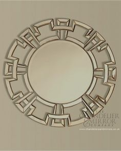 Bitonto Chandelier and mirror co 120 dia