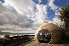 CELLA BAR by fcc arquitectura + Paulo Lobo