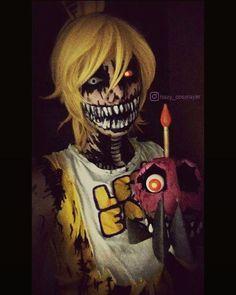 Chika cosplay