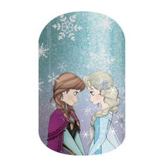 Frozen in Time - Disney collection by Jamberry https://hollypierce.jamberry.com/us/en/shop/shop/for/nail-wraps?collection=collection%3A%2F%2F1128&categoryFacet=categoryfacet%3A%2F%2Ffrozen