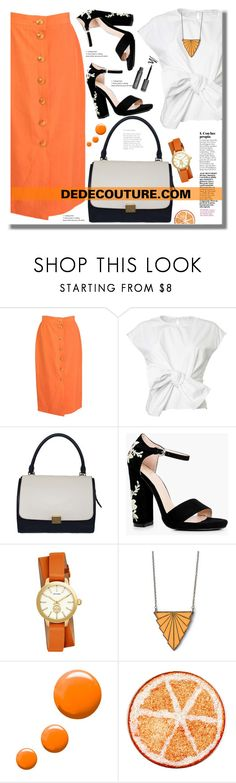 """""""DEDEDECOUTURE.COM"""" by edita-n ❤ liked on Polyvore featuring byblos, CÉLINE, Boohoo, Tory Burch, Topshop, vintage and dedecouture"""