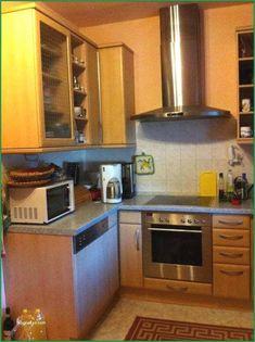 New Küche Billig Kaufen Kitchen Island, Kitchen Cabinets, Home Decor, Island Kitchen, Decoration Home, Room Decor, Cabinets, Home Interior Design