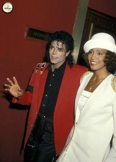 MJ and ... [ Fotos de MJ con otros famosos ]