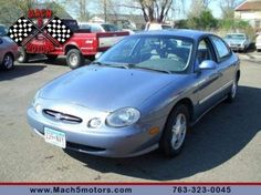 Cars-For-Sale-Minneapolis | 1999 Ford Taurus SE | http://minneapoliscarsforsale.com/dealership-car/1999-ford-taurus-se