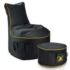 Ultimativer Gaming Sitzsack Bequemer Sitzsack mit Hocker für Viel-Gamer. Beliebtes Geschenk für Videospiel Fans. Verfügbar in: 🇩🇪🇦🇹🇨🇭 Gaming, Cool Presents, Men And Women, Stool, Videogames, Game