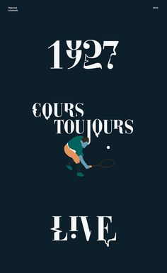 Lacoste Live Paris invited us to illustrate some t-shirts for they fall/winter 2016 collection.The illustrations were inspired by classic tennis players like Catherine Lacoste, René Lacoste and Suzanne Lenglen. The objective was to create silloutes from…