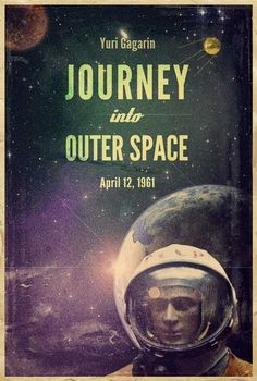 Journey into Outer Space by Gagarin