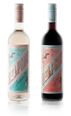 Delphis Wine   Created by Pearly Yon