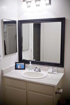 Cheap bathroom updates that make a BIG difference bathroom