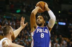THE SIXERS HAVE DECLINED JAHLIL OKAFOR'S FOURTH-YEAR OPTION   Okafor's first few seasons in Philly have not exactly been great with trade rumors continuously surrounding the Duke product since he was drafted 3rd overall back in 2015. It's clear he still has game and can help some teams on both sides of the floor. Where would you like to see Okafor land? To Dallas teaming back up with former teammate Nerlens Noel? Boston? Atlanta? Leave your comment below