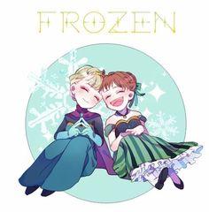 princess zora and ritsuka drinked a drug that made them kids again