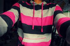 Gotta love those stripes