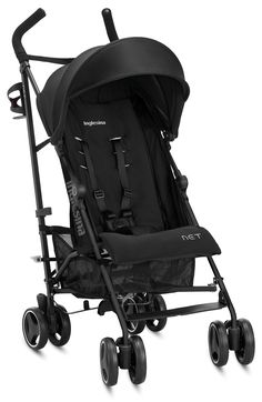 Car Seat Compatible Lightweight Stroller with Premium Accessories Included {Camp Green} Inglesina Zippy Light Stroller