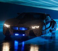 Only in the movies ~ The Mission Impossible BMW.
