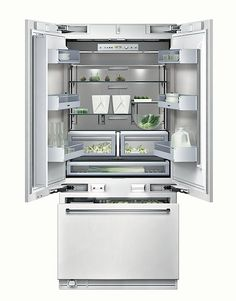 Gaggenau RY491, my dream refridgerator