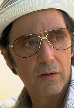 Al Pacino - Donnie Brasco - loved him in this movie!