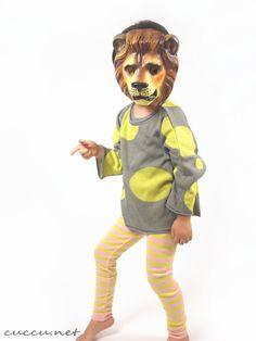 franky grow, Animal Mask Lion