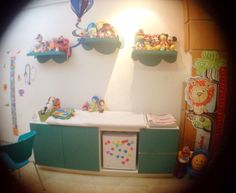 Mi consultorio pediatrico