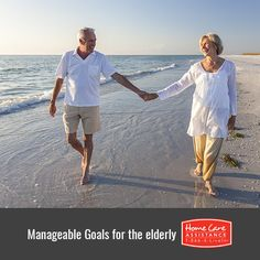 Setting goals may seem like a daunting task to some seniors, especially when attaining said goals appears out of reach. However, there are many goals your elderly loved one can work toward that are much easier to achieve. Chandler, AZ, caregivers discuss 4 goals your loved one can set and attain without significant lifestyle changes.