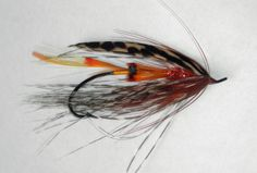 Syd Glasso Spey Fly