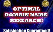 suggest optimal domain names