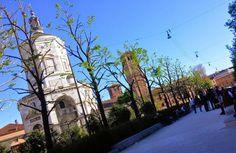 #milano #milano_lovers #milanodavedere #milanodaclick #loves_united_nature #loves_united_lombardia #loves_united_milano #loves_milano #vivomilano #vivolombardia #design #designporn #architecture #architecturelovers #architectureporn #arte #artelove #artelovers #cattolica  #university #universitastatale #bestoftheday #picoftheday #igersmilano #ig_milano by la_dandi