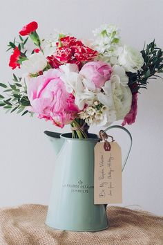Make Your Bouquets Last With This DIY Flower Food