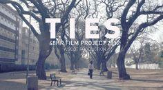 48 Hrs Film Fest 2012 - Jeff Rikhotso of Jeff Rikhotso Films, Johannesburg, South Africa.