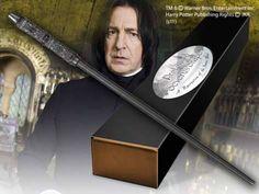 The wand of Professor Severus Snape's - http://www.cinereplicas.com/